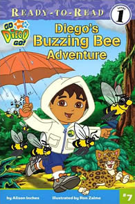 Diego's Buzzing Bee Adventure
