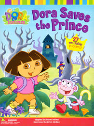 Dora Saves the Prince