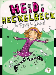 Heidi Heckelbeck Is Ready to Dance